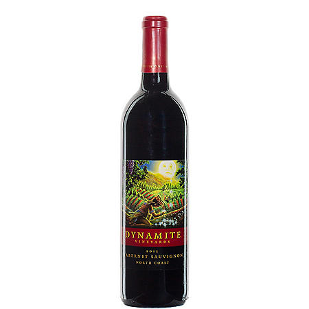 Dynamite Cabernet Sauvignon North Coast (750 ml)