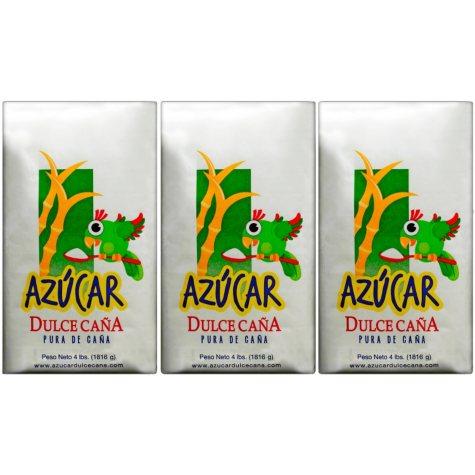 Dulce Cana Refined Sugar - 4 lb. bags - 6 pk.