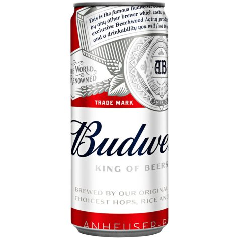 Budweiser (10 fl. oz. can, 24 pk.)