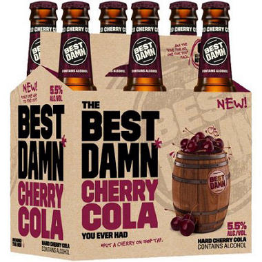 Best Damn Cherry Cola (12 fl. oz. bottle, 6 pk.)