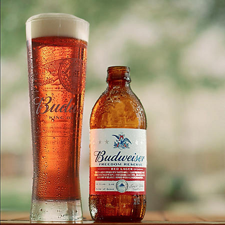 Budweiser Discovery Reserve Beer (12 fl. oz. bottle, 24 pk.)