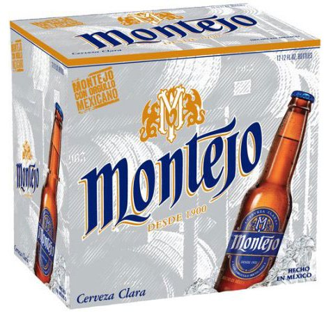 Montejo Beer (12 fl. oz. bottle, 24 pk.)