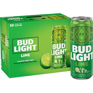Bud light lime 12 fl oz can 30 pk sams club bud light lime 12 fl oz can 30 pk aloadofball Gallery