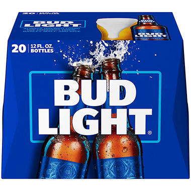 How Much Is A 12 Pack Of Busch Light Bottles