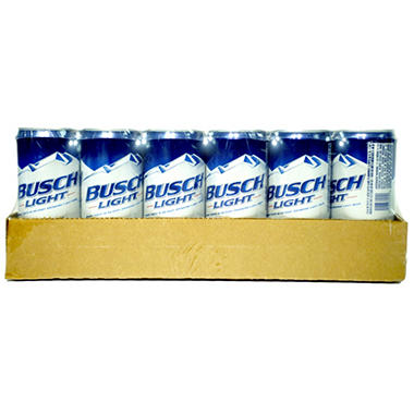 Busch Light Beer (10 oz. cans, 24 pk.)