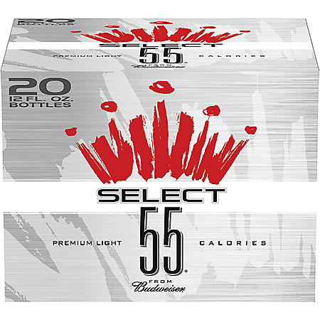 SELECT 55 20 / 12 OZ BOTTLES