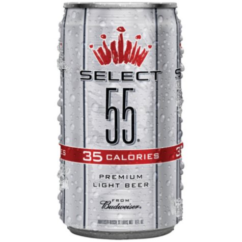 Bud Select 55 (12 fl. oz. can, 30 pk.)
