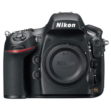 Nikon D800E 36.3MP Digital SLR Camera - Body Only