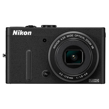 Nikon Coolpix P310 16.1MP Digital Camera - Black