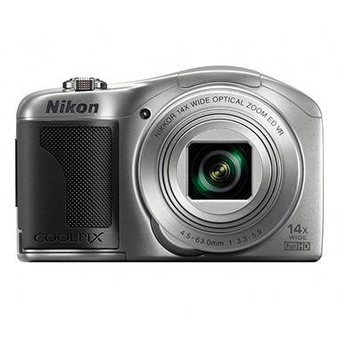 Nikon COOLPIX L610 16MP CMOS Sensor Camera with 14X Optical Zoom