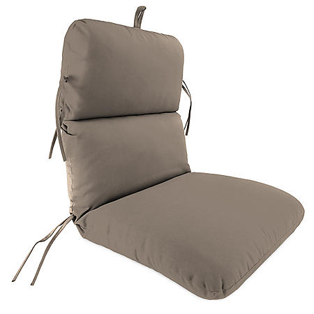 Strange Sunbrella Patio Chair Cushion Assorted Colors Home Interior And Landscaping Mentranervesignezvosmurscom