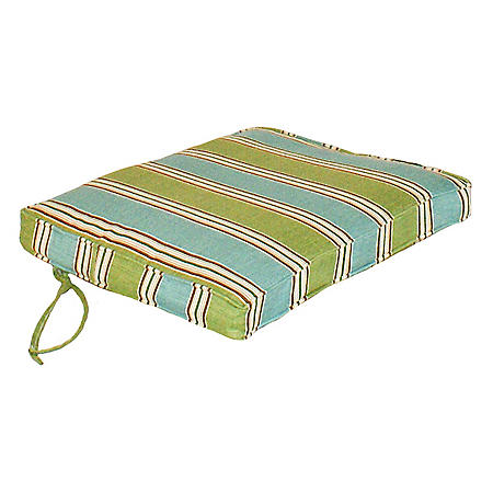 Replacement Cast Iron Seat Pad Chair Cushion - Patagoni Latte