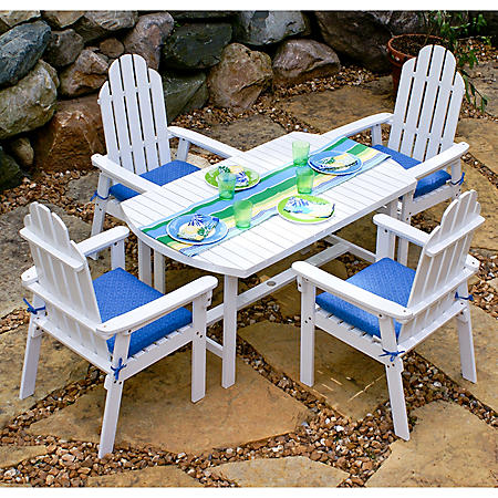 MOCHA WKR SET COASTAL BLUE ACRYLIC