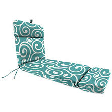 Chaise Lounge Cushion, Various Colors