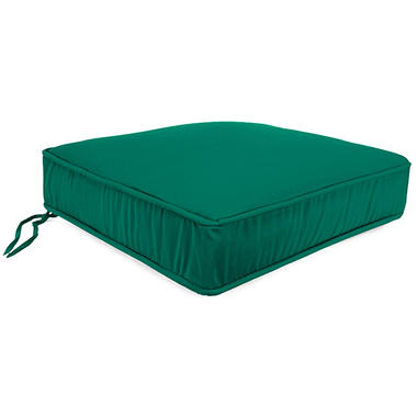 Outdoor Deep Seat Cushion, Various Colors