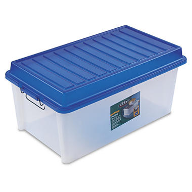 Rubbermaid® Deluxe File Chest™ Portable File