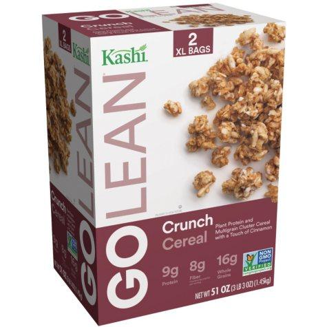 Kashi GOLEAN Crunch Cereal (25.5 oz., 2 pk.)
