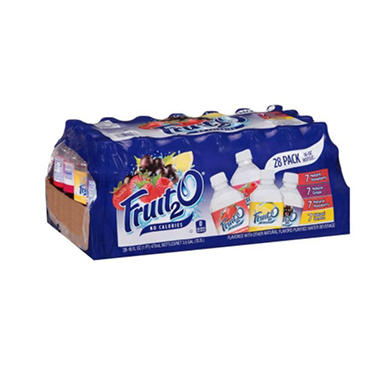 Fruit 2-O® Bottled Water