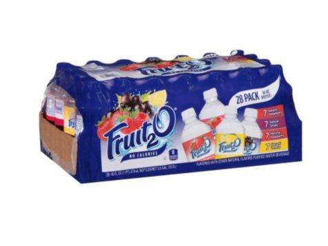 Fruit 2-O® Bottle Water Variety Pack