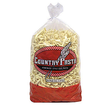 Country Pasta Homemade Style Egg Pasta - 56oz