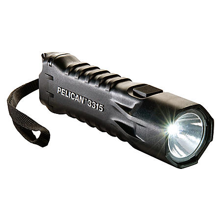 Pelican Compact High Performance 113-Lumen LED Safety Approved Flashlight