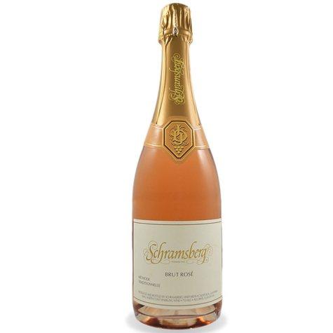 Schramsberg Brut Rose Sparkling Wine (750 ml)