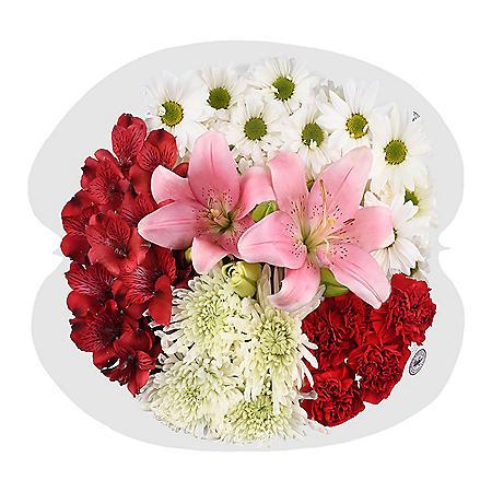 Valentine's Day Premium Bouquet