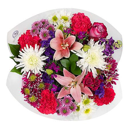 Valentine Premium Mixed Bouquet