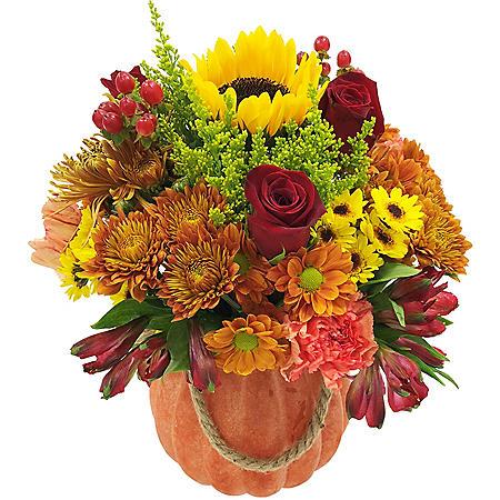 Thanksgiving Premium Bouquet (Vase Not Included)