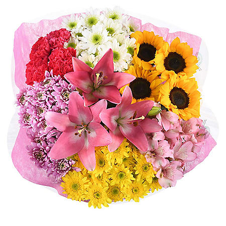 Jumbo Premium Bouquet Grouping