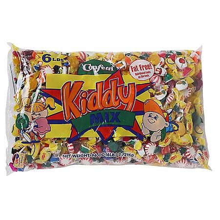 Confetti Kiddy Candy Mix - 96 oz.