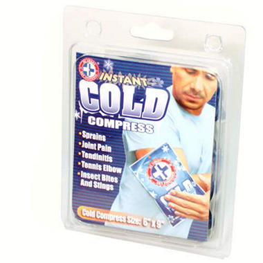 Instant Ice Packs - 12 pk.