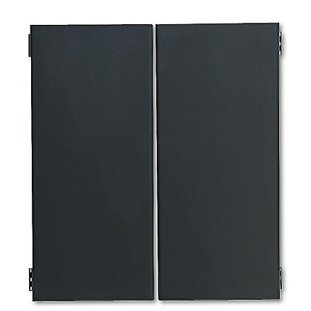 HON 38000 Series Flipper Door Set, Charcoal