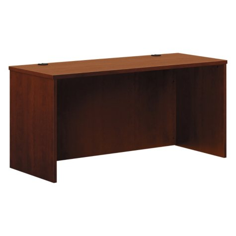 basyx BL Series Credenza Shell, Medium Cherry