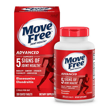Move Free Advanced, Joint Health (200 ct.)