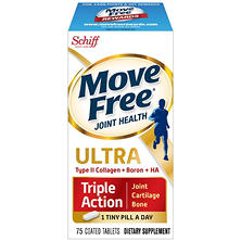 Schiff Move Free Ultra Triple-Action Tablets (75 count)