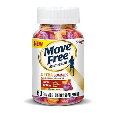Move Free Ultra Gummies (60 ct.)