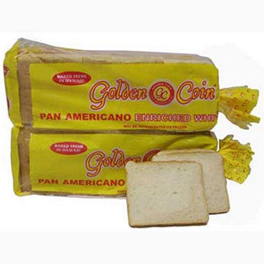 Golden Coin Pan Americano - 1.25 lb. - 2 ct.