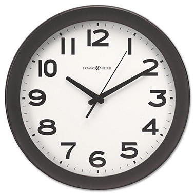 Howard Miller Kenwick Wall Clock, 13-1/2