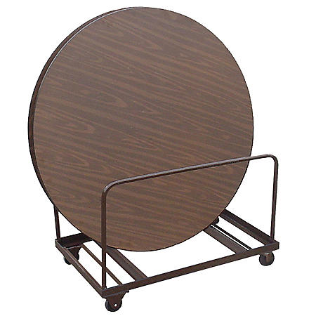 Correll Edge Stacking Table Truck for Round Tables