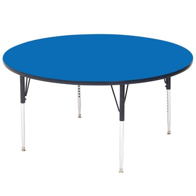 Correll 48 Round Activity Table Select Color Sams Club