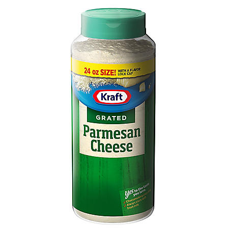Kraft 100% Grated Parmesan Cheese Shaker (24 oz.)