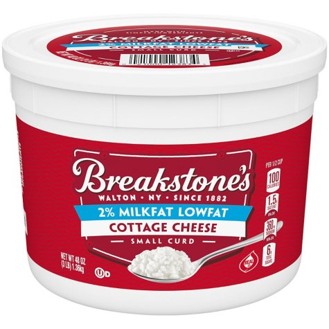 Breakstone's® Cottage Cheese - 3 lb. tub