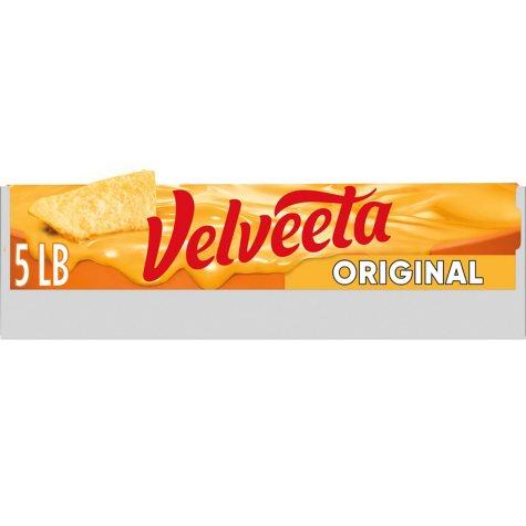 Velveeta Original Cheese (5 lbs.)
