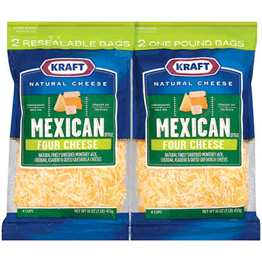 Kraft® Shredded Cheese