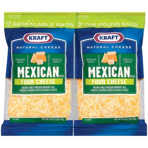 Kraft® Shredded Cheese