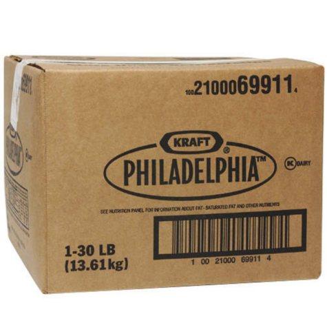 Kraft® Philadelphia™ Cream Cheese - 30 lbs.