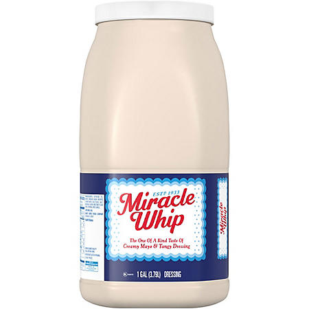 Miracle Whip (1 gal.)