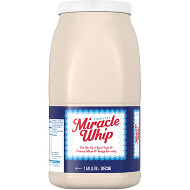 Kraft® Miracle Whip Dressing - 1 gal.