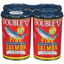 "Double ""Q"" Pink Salmon"